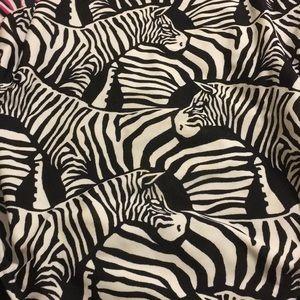 Bathing suit Zebra print